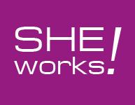 She works!