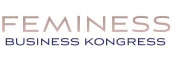 Logo Schriftzug Feminess Business Kongress