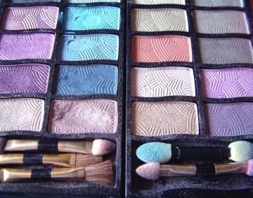 Schminkpallette - Kosmetik, Meisterqualifikation