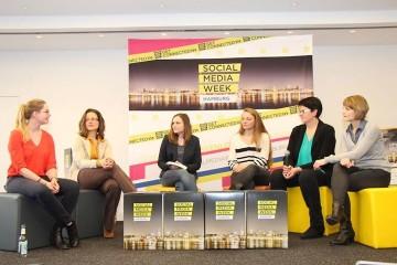Paneldiskussion Neue Gründerinnen braucht das Land