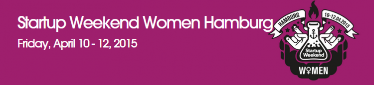 Logo Startup Weekend Women Hambu