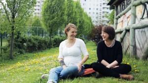 Susanne Harnisch und Frauke Vogel von roleUP!