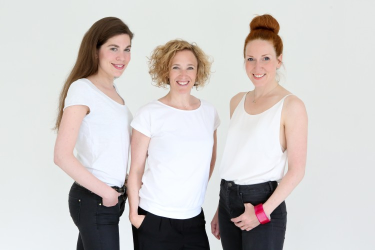 Pausenkicker Team Lena, Sina und Katrin