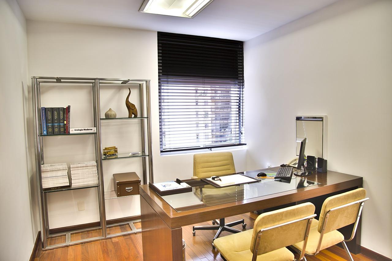 Raus aus dem Homeoffice - das erste eigene Büro - SHE works!