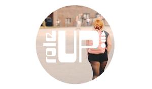 roleUP! Logo startnext