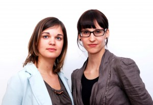 Gründerinnen erdbeerwoche Bettina Steinbrugger und Annemarie Harant | Fotograf: Vincent Sufiyan