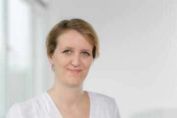 Maaike Tiedge - Gründerin von Gifts to Grow