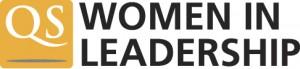 Logo QS Women in Leadership