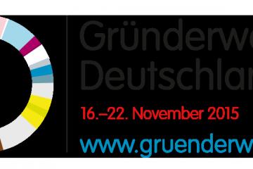 Gründerwoche 2015