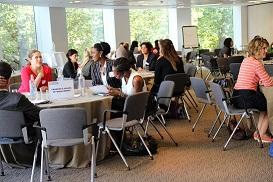 Frauen im Gespräch - QS Women in Leadership
