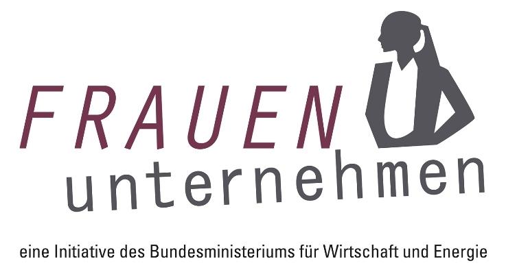 Logo der Inititative Frauen unternehmen