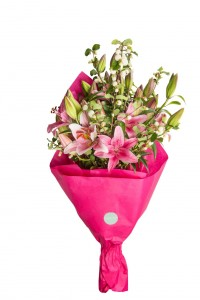bloomy days bouquet