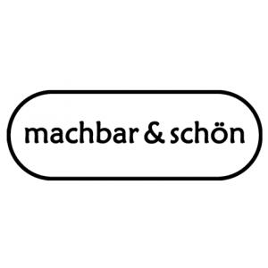 logo machbar&schön