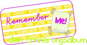 Logo Remember me