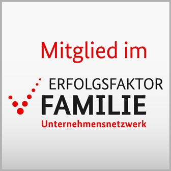 SHE works ist Mitglied bei Erfolgsfaktor Familie