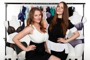 Sugarshape-Gründerinnen Sabrina Schönborn und Laura Gollers by Kendra Storm Rae
