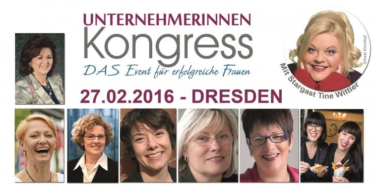 Unternehmerinnenkongress Dresden