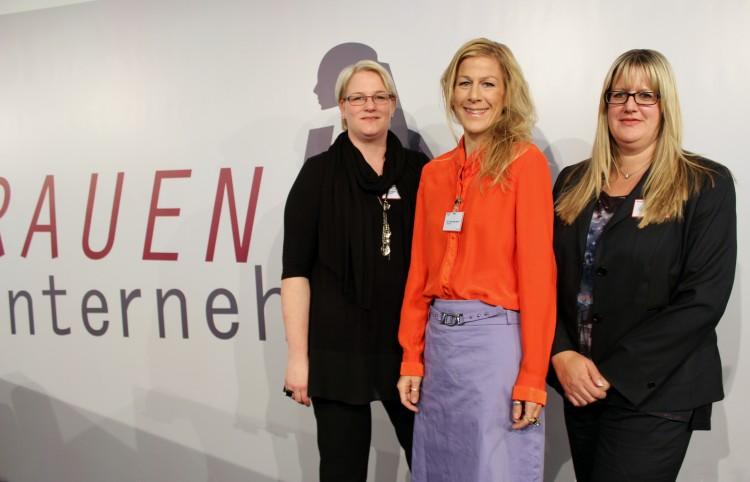 Vorbild-Unternehmerin Antje Diller-Wolff