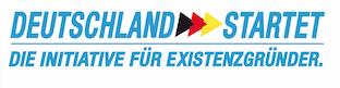 Deutschland startet Logo