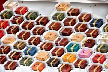 Spieldosen als Werbemittel