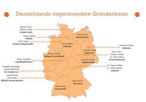 Deutschland-Gründerinnen