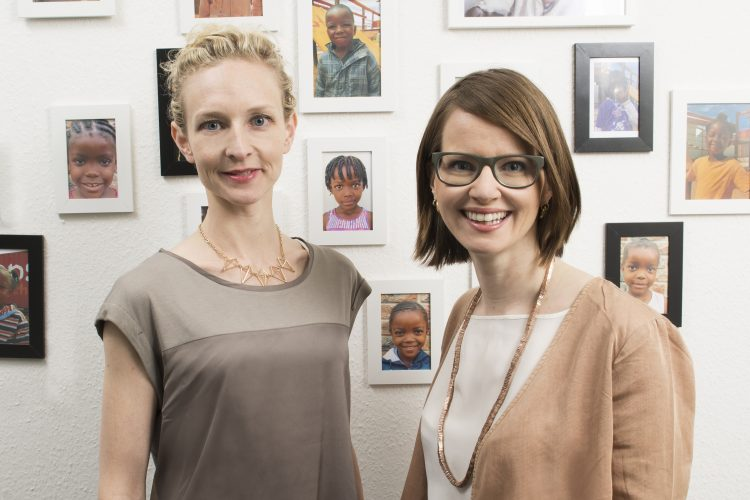 Annika und Andrea von beliya