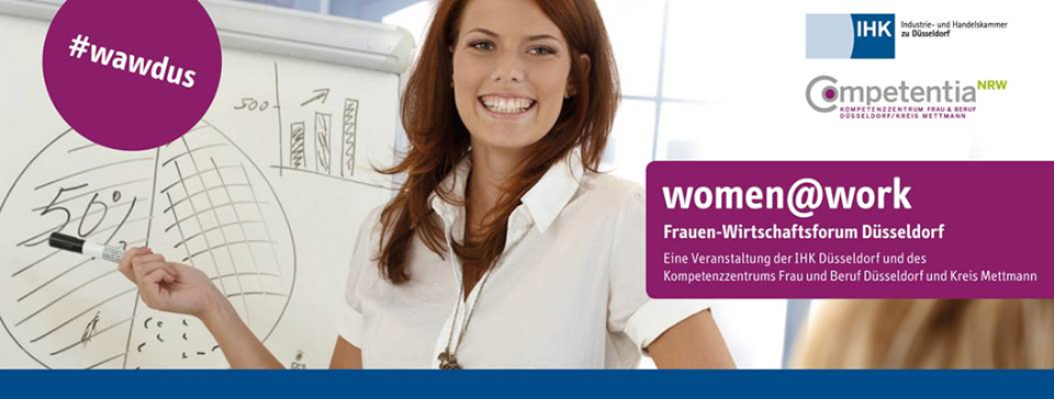 Frauen-Wirtschaftsforum Düsseldorf