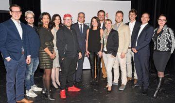 Gewinner des Hessischen Gründerpreises 2015
