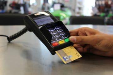 Kartenzahlgerät Geschäftskonto