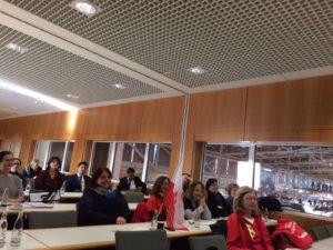 Vortrag Frauen in Bauwirtschaft, BAU 2017