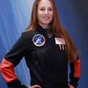 Die Astronautin Finalistin Susanne Peters