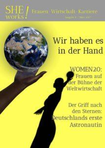 SHEworks_Magazin 27_03_17 Frauen auf die Bühne der Weltwirtschaft