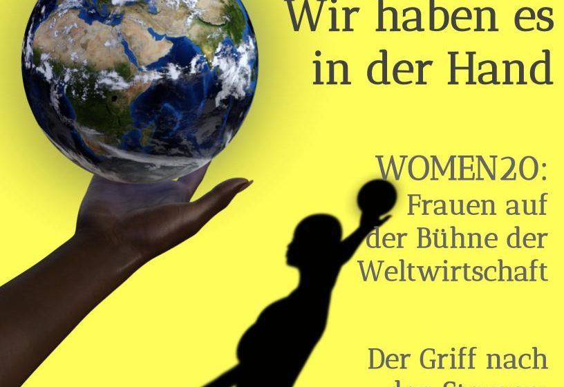SHE works! - Das Onlinemagazin zum Blättern