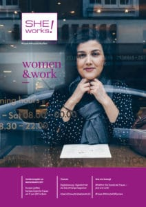 Digitalisierung und TRansformation - SHE works! Sondermagazin women&work