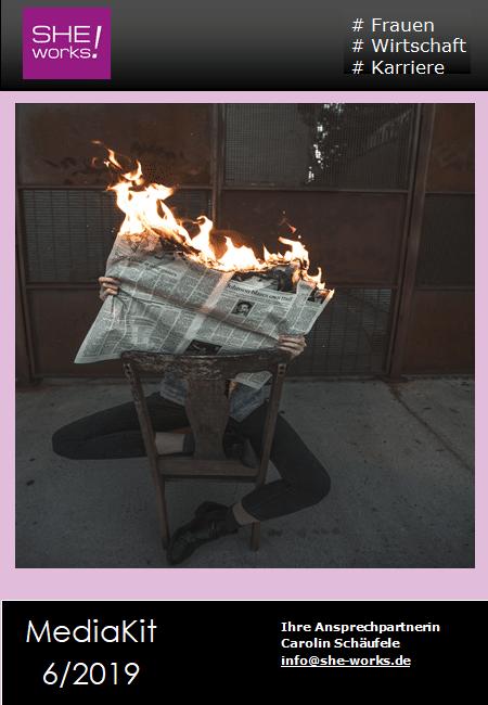 SHE works MediaKit 2019