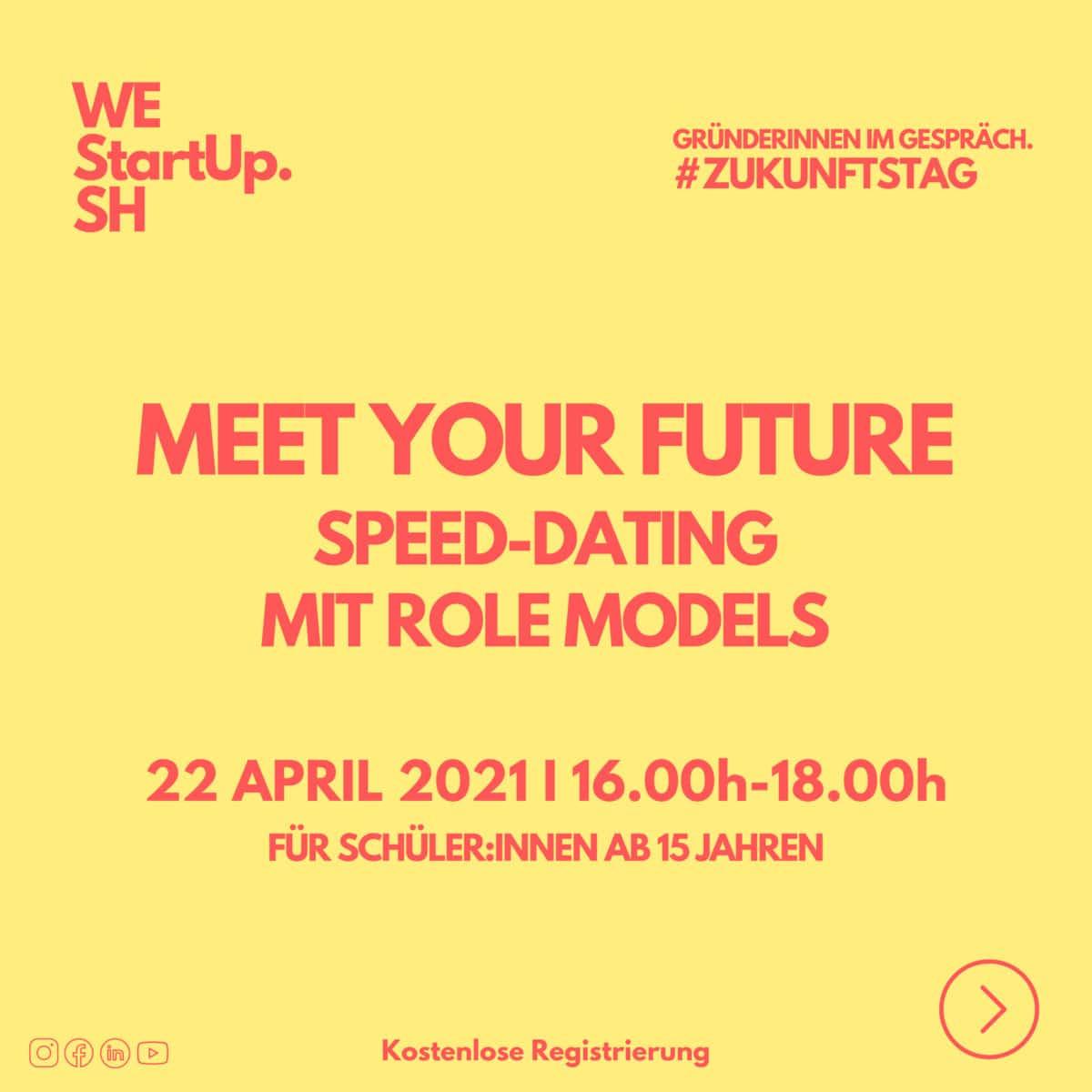 """Zukunftstag 2021: """"Meet Your Future"""""""