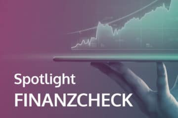 Spotlight FINANZCHECK – Das SHE works! Magazin im April 2021