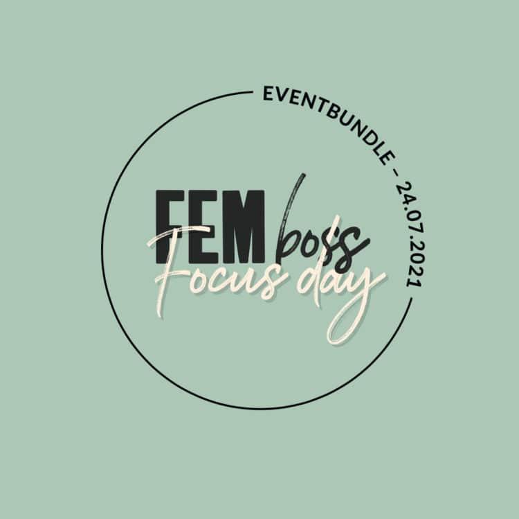 FEMboss Focus Day
