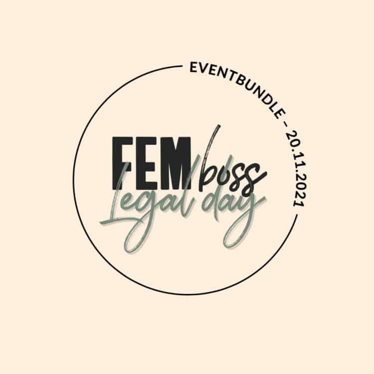 FEMboss Legal Day