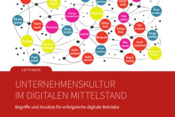 """Leitfaden """"Unternehmenskultur im digitalen Mittelstand"""" veröffentlicht"""