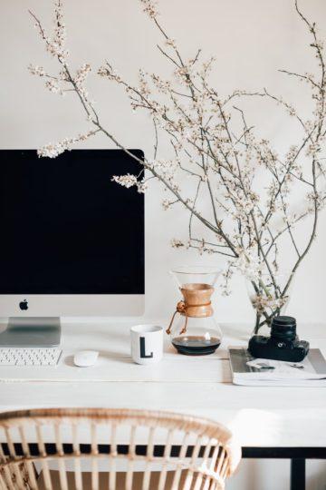 Das Homeoffice richtig einrichten: Daheim arbeiten kann angenehm sein