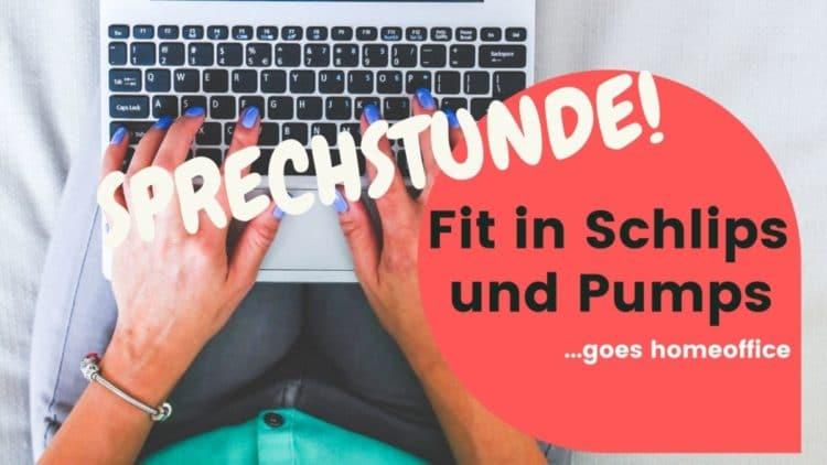 Fit in Schlips und Pumps goes homeoffice: Triathlon zuhause?